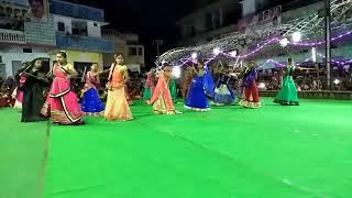 Chand aya hai zami pe ..dandiya dance choreography Wasim khan The best dance academy