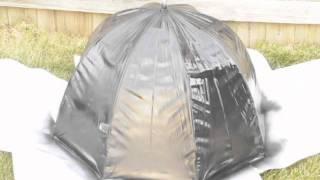 """getlinkyoutube.com-36"""" DIY Softbox (Umbrellabox)"""