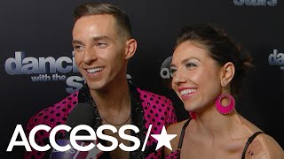 Adam Rippon Says He's Heartbroken For Mirai Nagasu As He Advances To 'DWTS' Finals Without Her