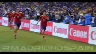 España 4-0 Italia ( Final de La Eurocopa 2012 )
