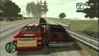 getlinkyoutube.com-GTA IV [PC] - San Andreas Map in GTA IV Beta 2 - Random Gameplay (HD)