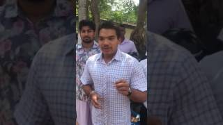 Namal Rajapaksa Condemn Unlawful Acts by Hambantota Police
