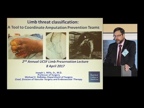 Limb Threat Classification: A Tool to Coordinate Amputation Prevention Teams