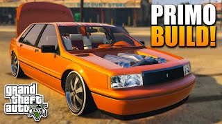GTA Lowrider DLC: Primo Customisation/Drive - Biggest Surprise!