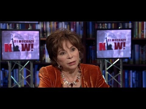 Isabel Allende on