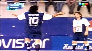 The Day A 18 Year Old Messi Played With Maradona ● Messi In