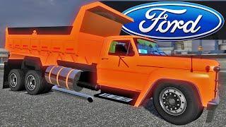 getlinkyoutube.com-Ford Arqueado - Euro Truck Simulator 2