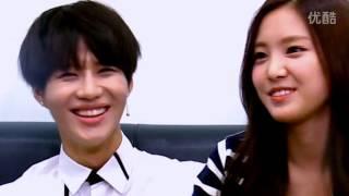 태민♥나은 Taeun♥Taemin & Naeun初恋夫妇饭制《Only you》FMV