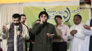 Shadman Raza Live - Manqabat 2011 -Imam e Zamana ka Aashiq Bana Day
