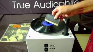 Okki Nokki MKII record cleaning machine - True Audiophile