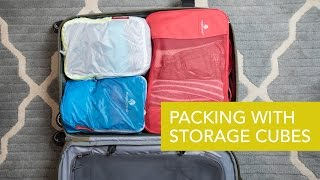 getlinkyoutube.com-Packing with Eagle Creek's Storage Cubes