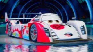 getlinkyoutube.com-CARS ALIVE ! Cars 2 gameplay - Tokyo Battle race whit Shu Todoroki