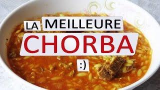 getlinkyoutube.com-La meilleure des Chorba !   recette de Maman Cuisine