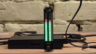 getlinkyoutube.com-AS30 VU meter DIY kit