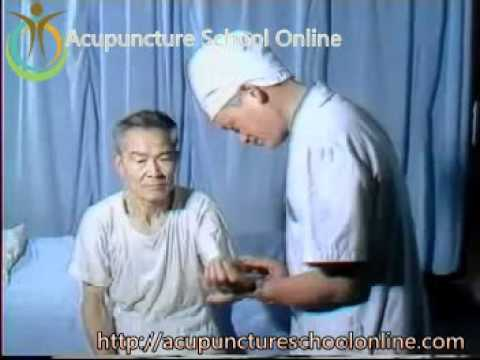 Chinese Acupuncture Video Course Lesson 10 (Part 1) DIAGNOSIS &TREATMENT OF INTERNAL MEDICINE II