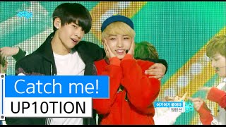 getlinkyoutube.com-[HOT] UP10TION - Catch me!, 업텐션 - 여기여기 붙어라, Show Music core 20151219