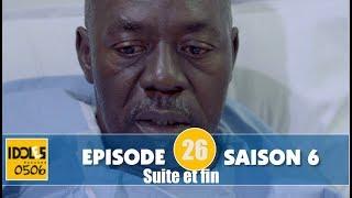 IDOLES - saison 6 - épisode 26 (suite et fin)