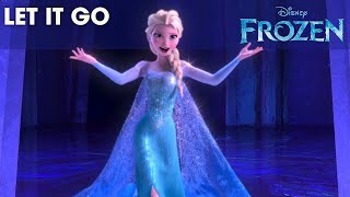 getlinkyoutube.com-FROZEN - Let It Go Sing-along | Official Disney HD