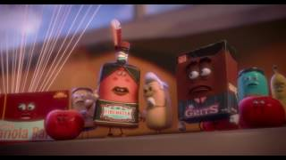 Sausage Party 2016  sex scene  (HQ)