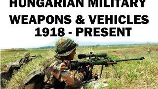 getlinkyoutube.com-Rare Weapons of Hungary 1918 to Present - Fegyverek, Magyarország
