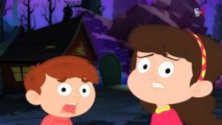 getlinkyoutube.com-ハッピーハロウィンソング|子供のための怖い漫画|人気の童謡 | Happy Halloween | English Halloween Song | Kids Cartoon | Kids Songs