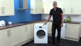 download video miele wda110 w classic 1400 spin 7kg. Black Bedroom Furniture Sets. Home Design Ideas