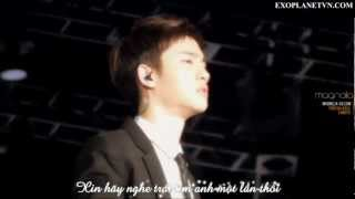 getlinkyoutube.com-[Vietsub][18.08.12] Missing you - EXO D.O. ft. Ryeowook @ SM TOWN live tour in Seoul