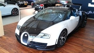 getlinkyoutube.com-Bugatti Veyron 2015 In Depth Review Interior Exterior
