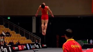 getlinkyoutube.com-ЧМ по прыжкам на акробатической дорожке - 2015 (команды/мужчины)