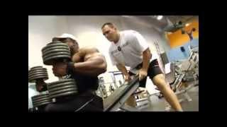 getlinkyoutube.com-Dexter Jackson Chest Workout