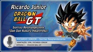 getlinkyoutube.com-Dragon Ball GT - Abertura em Português (BR) - Sorriso Resplandecente (Full Version)
