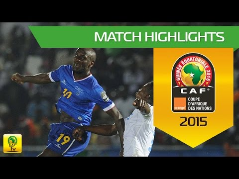 Cape Verde vs DR Congo AFCON 2015