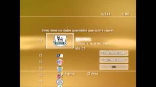 getlinkyoutube.com-PES 2016|Option File PS3 Completo|GLATIATORE V1