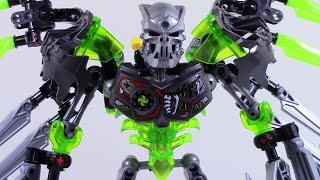 getlinkyoutube.com-Lego Bionicle MOC: Rathnor of Jungle