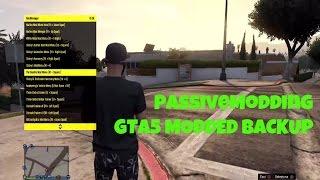 getlinkyoutube.com-GTA5 1.25 Mod Menu Backup [OFW/NO JAILBREAK/ 1.25] MODDED BACKUP PS3