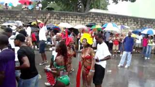 getlinkyoutube.com-women taking off all their clothing naked in the streets  (2011) drinking and dancing like they are
