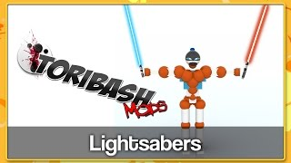 getlinkyoutube.com-LIGHTSABERS - Toribash Mods