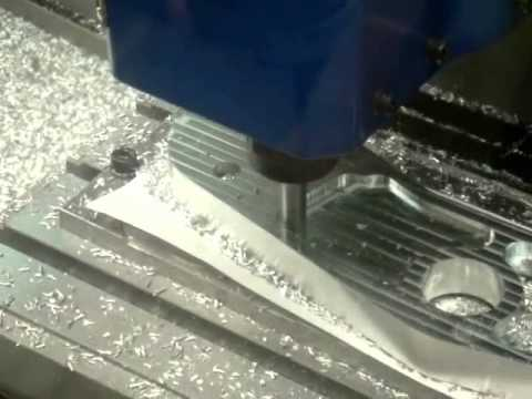 Fresadora CNC RHAMMER_ High Speed Compacta 24000rpm.