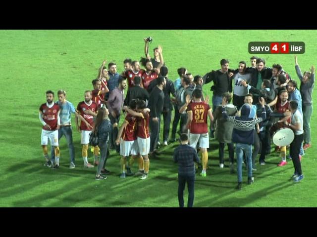 KBÜ FUTBOL REKTÖRLÜK KUPASI FİNAL MAÇI SMYO 4-1 İİBF GENİŞ ÖZET