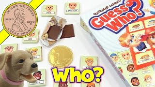 getlinkyoutube.com-Chocolate Edition Guess Who Game - Butch Can't Resist Chocolate!