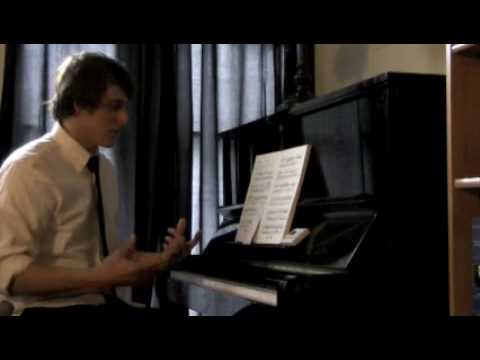 Josh Wright Piano TV - Organized Practicing Part 4