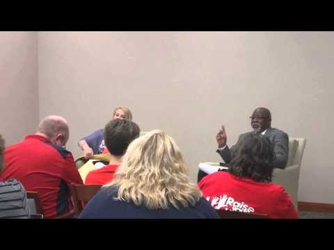 Rep. Dove and Senator Lynn explain Due Process in Kansas