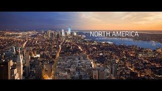 getlinkyoutube.com-North America, 4K Time lapse - USA and Canada