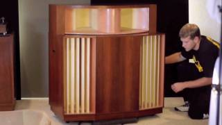 Lowther Hegeman Reproducer - Rarest Set of Home Audio Speakers in the World?