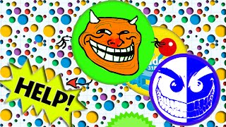 getlinkyoutube.com-AGARIO FROM HERO TO ZERO EXPERIMENTAL MODE Agar.io Funny Moments!