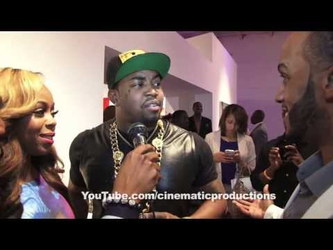 Shay Johnson & Lil Scrappy SPOTTED! (Love and Hip Hop Atlanta) Charity Event: Atlanta