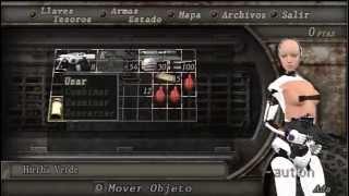 RE4 MOD  Ada Robotica