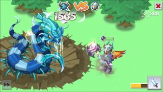 getlinkyoutube.com-Knights and Dragons 13 Vermax!!! Epic Boss Battles and Tips