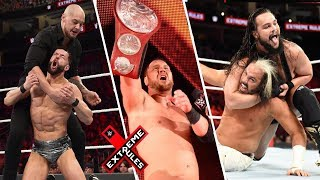 WWE Extreme Rules 2018 Highlights