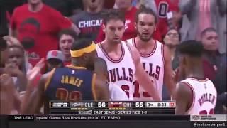 NBA Heated Rivalries